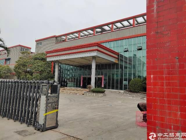 虎门镇新出可租,可售厂房12000平方,独门独院带国有土地证