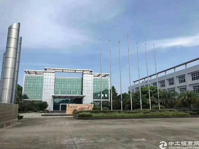 深圳福永工改商厂房