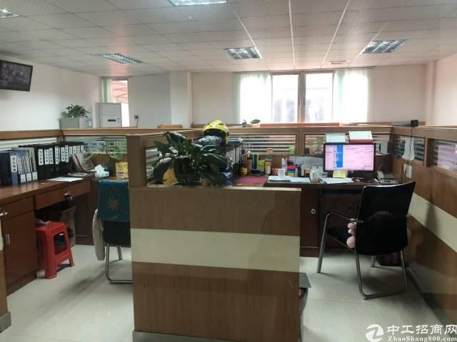 沙井上星第二工业园区新出楼上2098平精装厂房出租