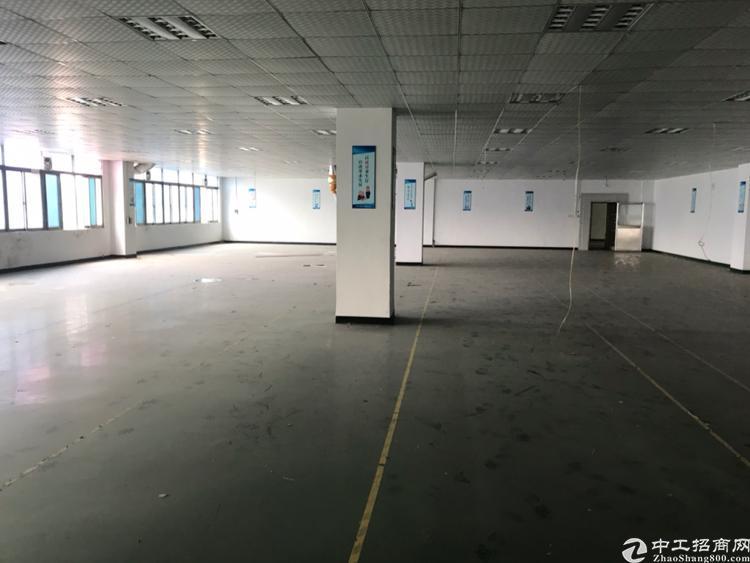 西乡九围富源工业区