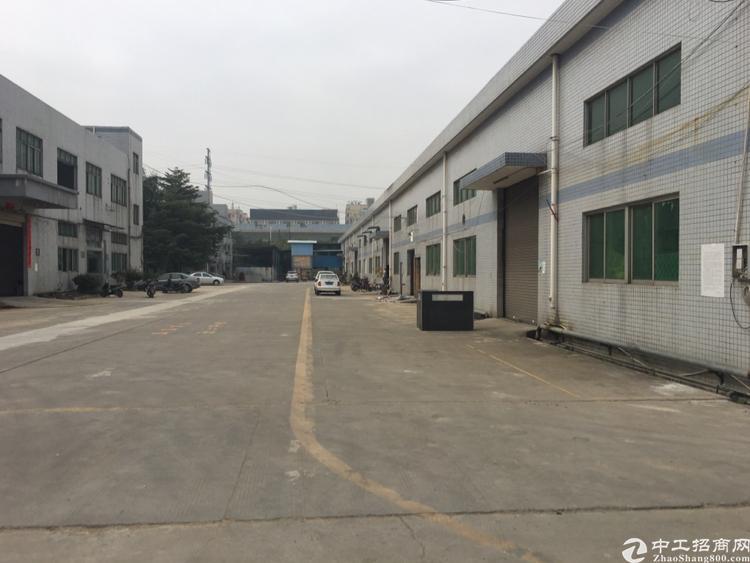 沙井博岗新出钢结构厂房5500平米