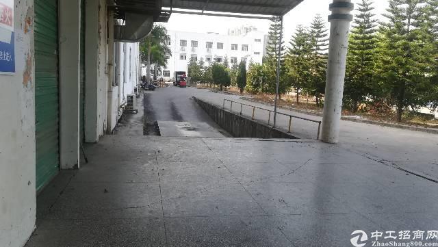 惠州仲恺区楼上4200平米带卸货平台出租