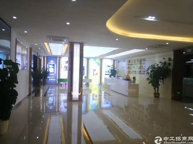 福永地铁口楼上1500带装修写字楼类型厂房出租