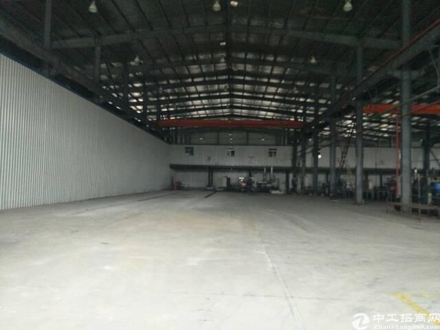 葛店钢结构厂房4000平米。仓储物流配套有办公,宿舍,食堂。