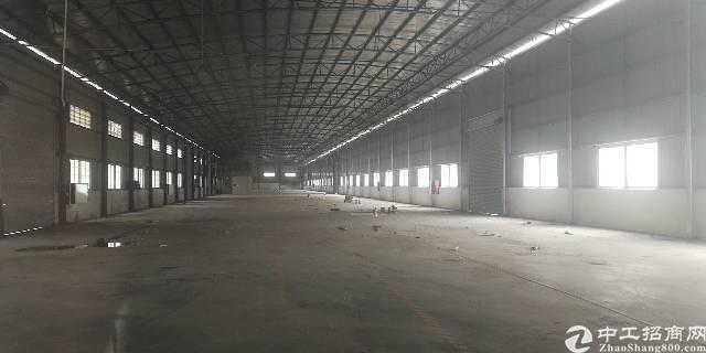 番禺石基镇3万平米钢构厂房出租可分租的可办环评