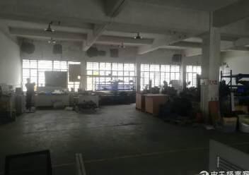 出租宝安区福永镇凤凰107国道旁精品厂房一楼2200平方图片7