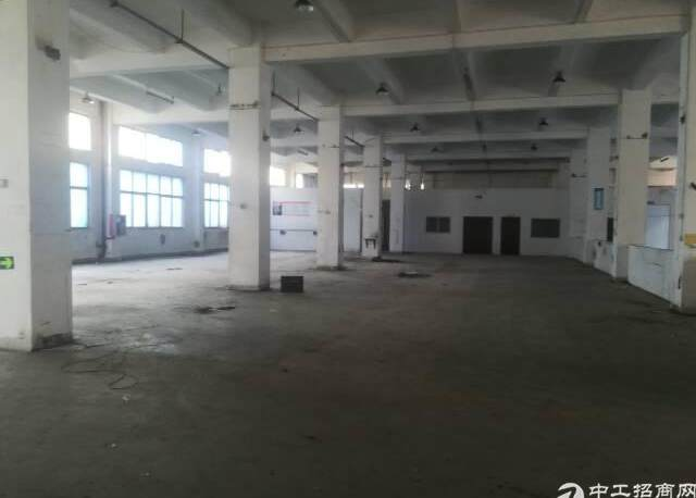 出租宝安区福永镇凤凰107国道旁精品厂房一楼2200平方