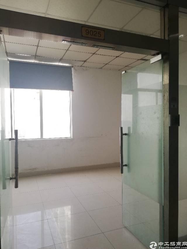 万福广场附近新出楼上50平办公室