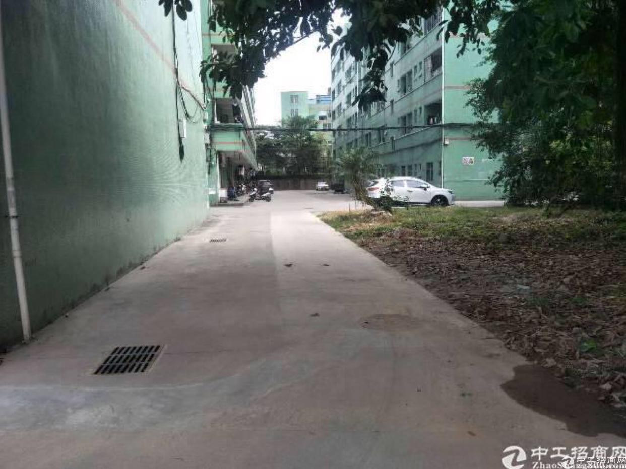 布吉上李朗工业区红本独院厂房出租