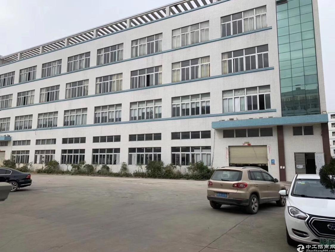 惠阳新圩占地2000平建筑4540平大工业园内独院厂房出售