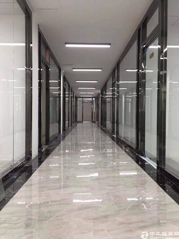 横岗塘坑地铁口65平写字楼出租