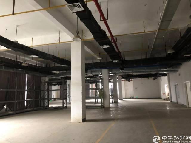 汉南2000平厂房可做仓库,层高18米,园区停车方便