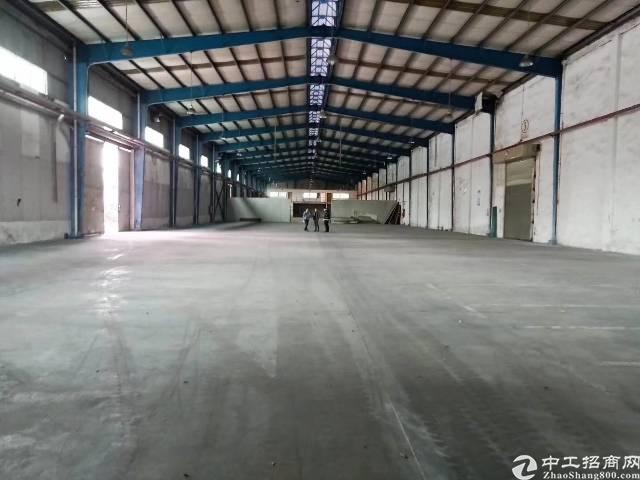 坪山新出原房东1楼12米厂房出租有环评有消防无公摊