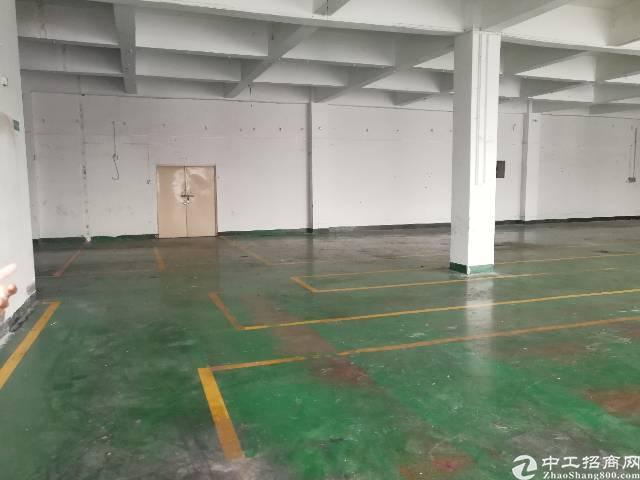 西乡黄田1050平标准厂房出租