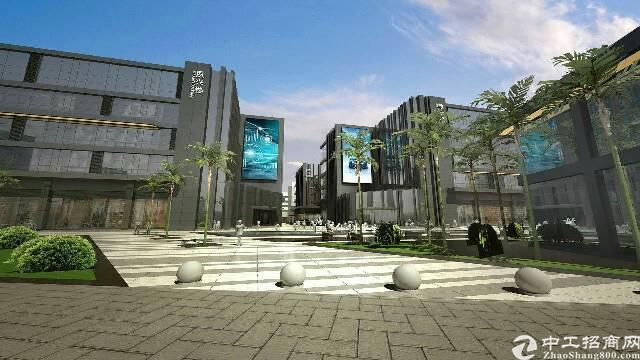 龙华清湖地铁站旁新出高端写字楼,大小分租55平方起租