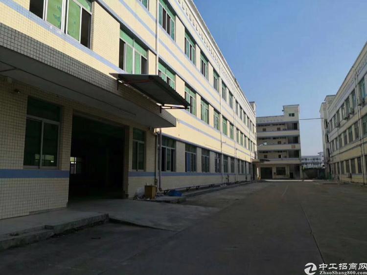 仲恺高新区独院标准厂房可分880平米