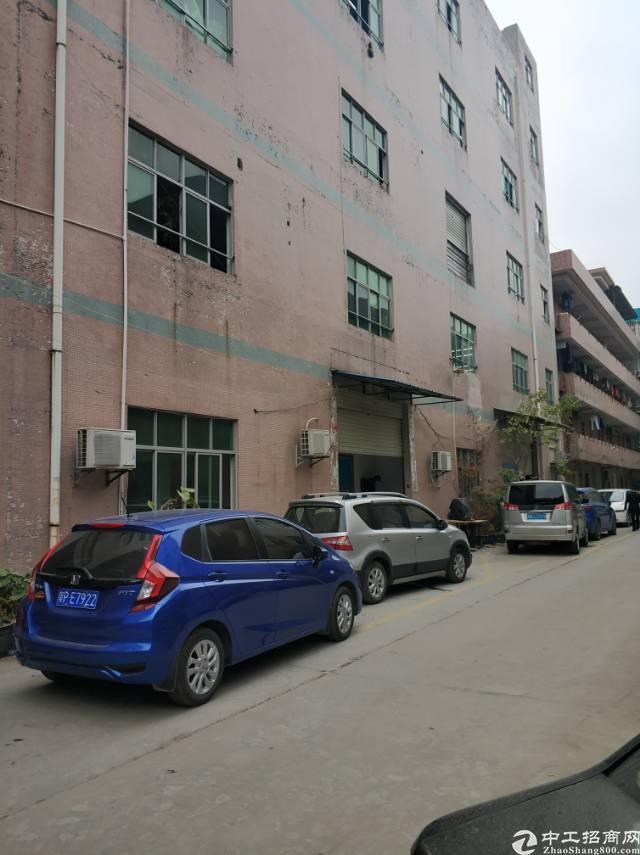 四联原房东厂房空出三楼整层850平有精装修办公室现成水电车间