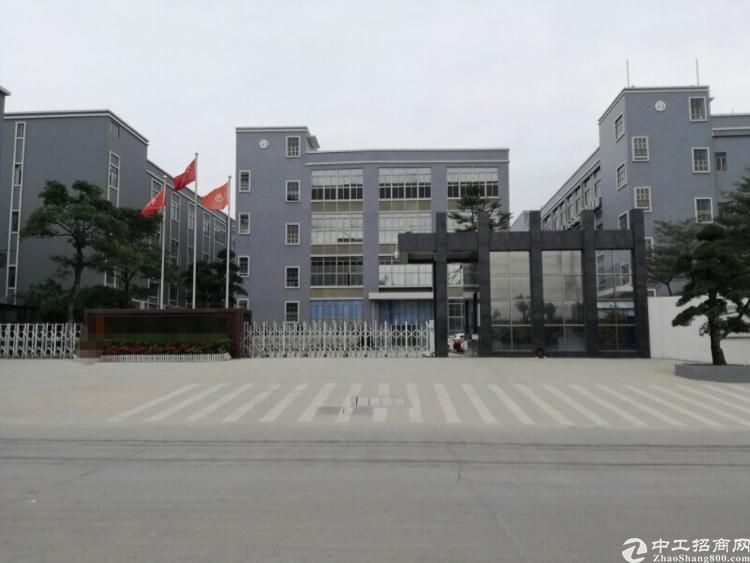 东莞大朗大型工业园区分租4楼3600平方高度5米