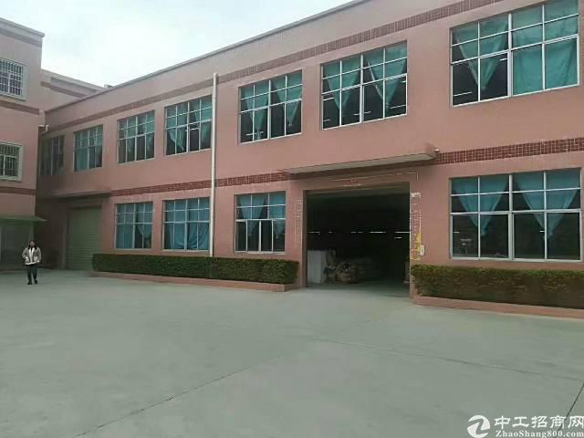 惠州厂房低价出租二层2000平方