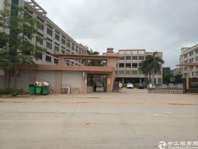 惠州新出独院15000平方厂房招租(可分租)