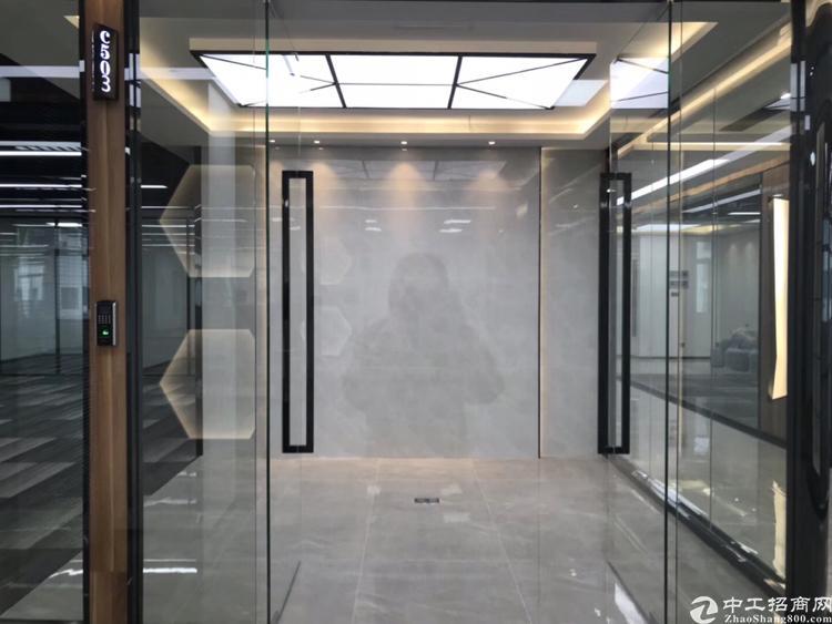 兴东地铁站精装写字楼出租,大小可分,可配带家私