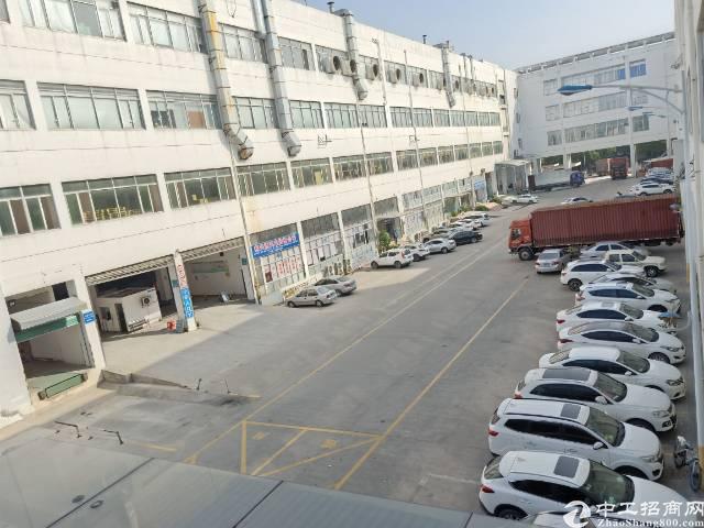 龙岗宝南原房东厂房楼上整层3000平出租。可分租一半