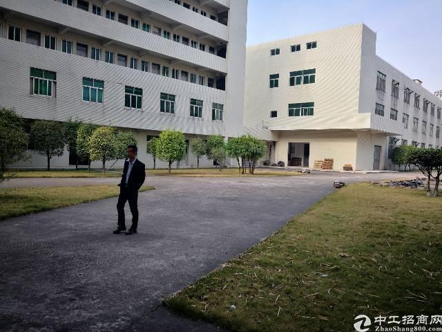 惠阳新圩原房东7200平方独院厂房出租