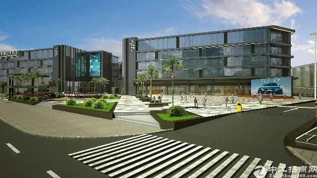 清湖地铁口整栋商业配套厂房6000平,可用于公司总部