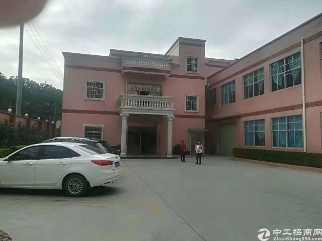 惠州新出来独门独院1一2层厂房急租