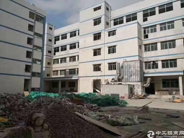 惠州市惠阳区现有独门独院可做喷漆行业行业不限