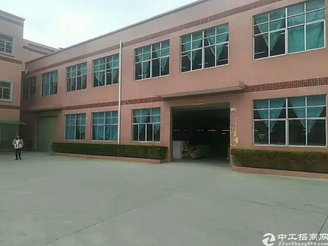 寮步镇独院厂房两层4000平米,宿舍1200平米