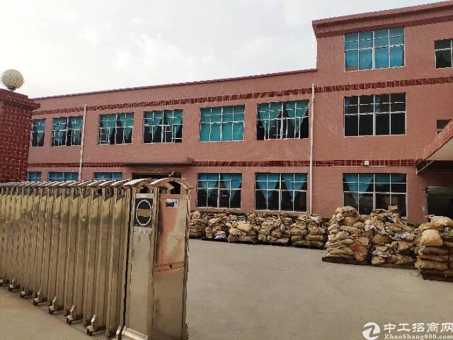 惠州惠阳新圩镇独院标准厂房两层4000平方