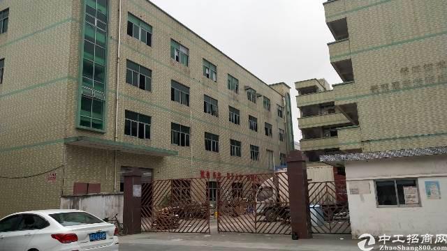 平湖新出红本标准厂房6840平方,大小分租