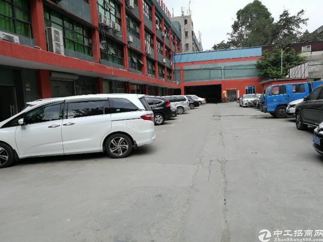 布吉南岭村黄金路独院精装修写字楼