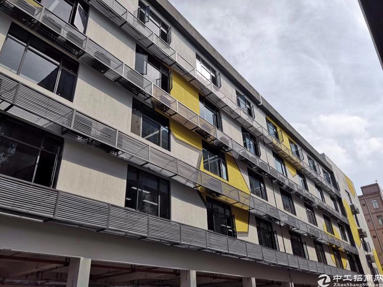 西乡银田创意园4楼1000平大小分租