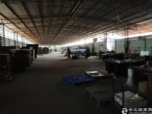 工业园租客分租单一层2300平方铁皮厂房