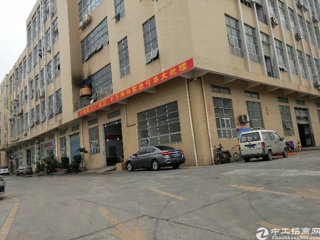 长安乌沙新出一楼高6米厂房,面积650㎡内空500㎡招租。