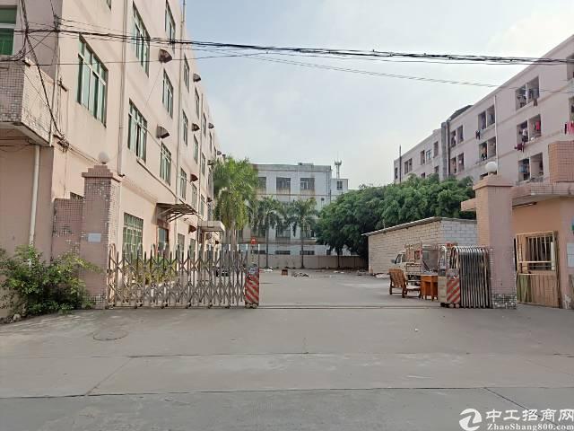 茶山镇塘角村7500平米标准独院厂房出租