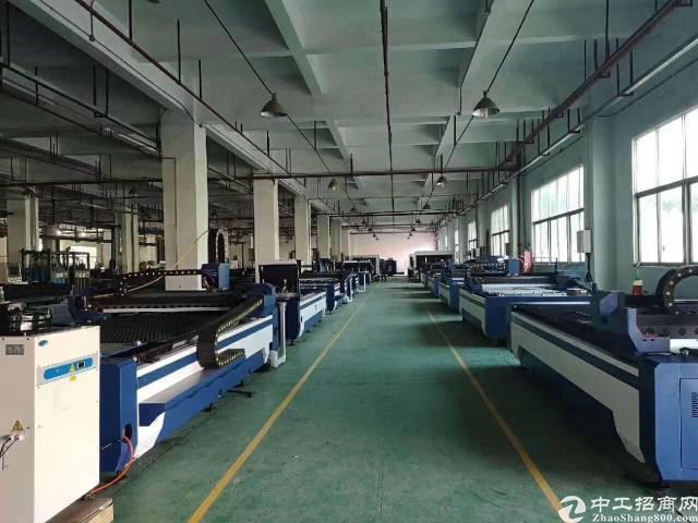 惠州市区附近一楼厂房1600平招租