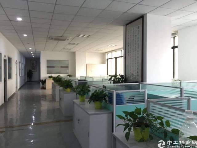 平湖现成装修厂房出租,2500平方带无尘车间-图3