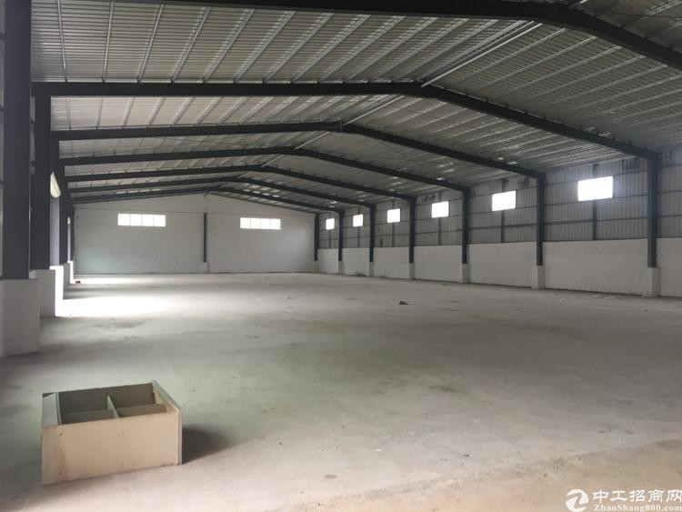 全新钢构厂房租售,2400方急租-图2