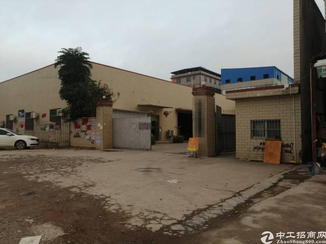 惠州园洲占地2200平方村委独院厂房