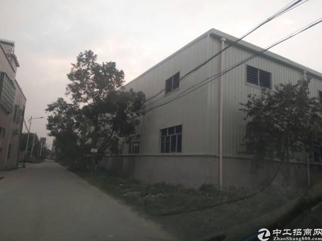 化工厂房仓库出租独门独院钢结构东莞清溪镇