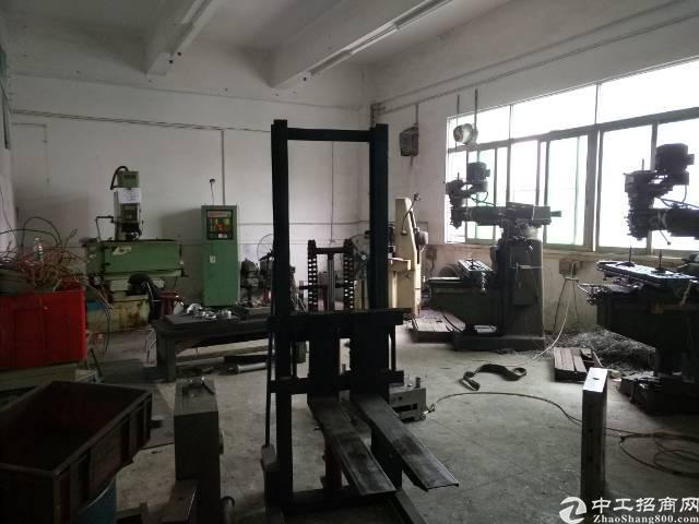 沙井庄村工业园区附近新出装修650平方厂房出租
