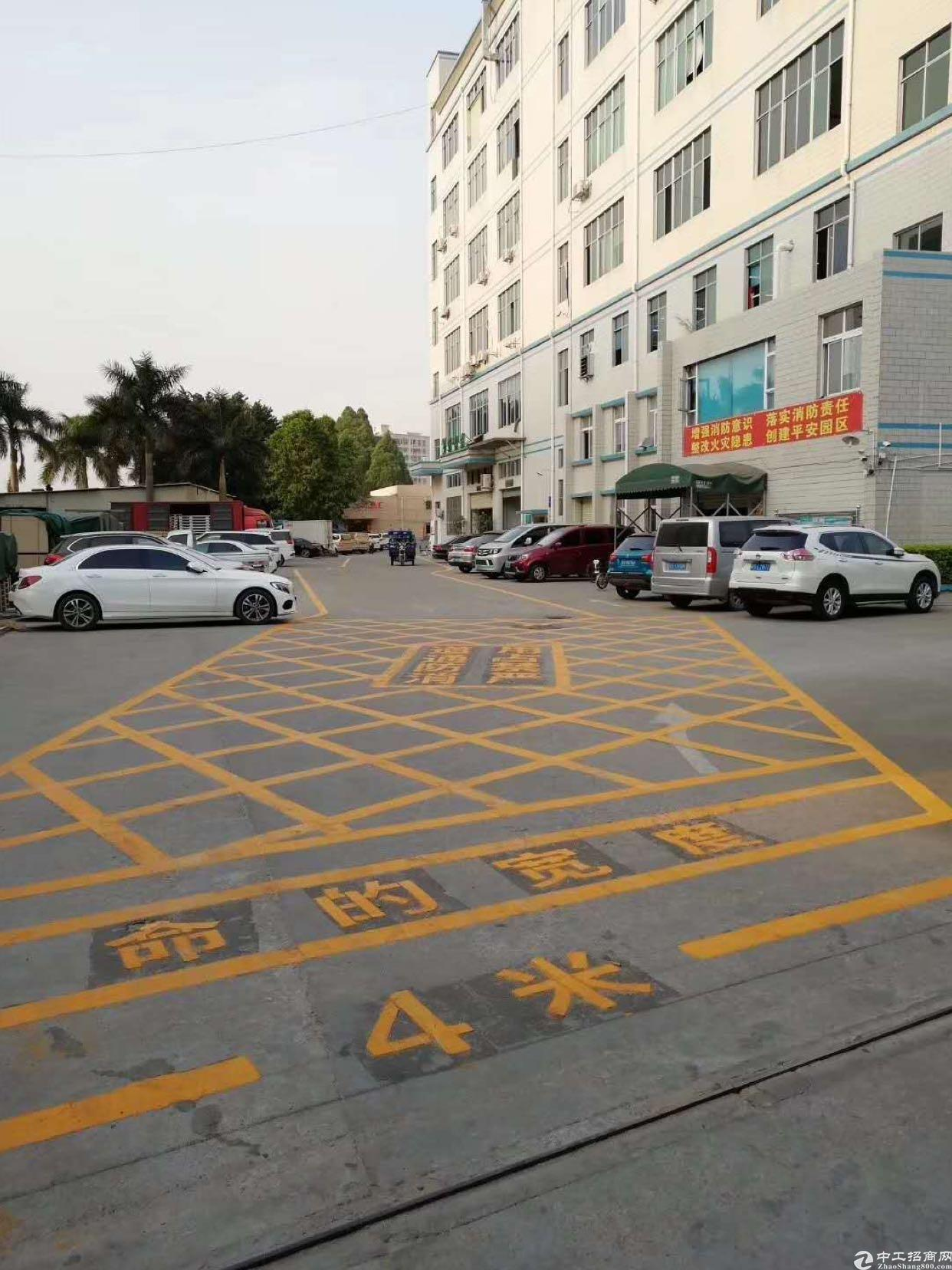 招租:观澜牛湖新出工业园区厂房楼上420平方(精装修)