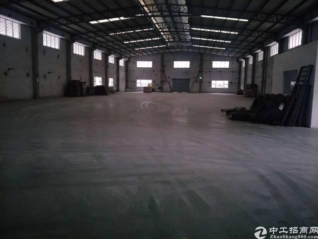 万江原房东单一层4800平米,空地4000租15
