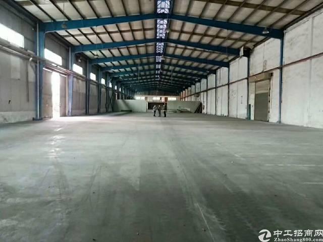 龙岗新生独院大钢构1000平滴水12米