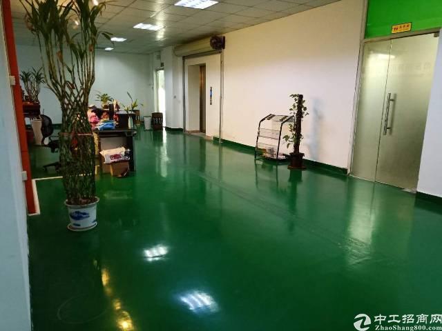 福永福海带装修550平米厂房出租