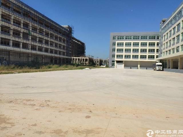 大型工业区高速口2公里标准厂房总面积20万平可分租有补贴
