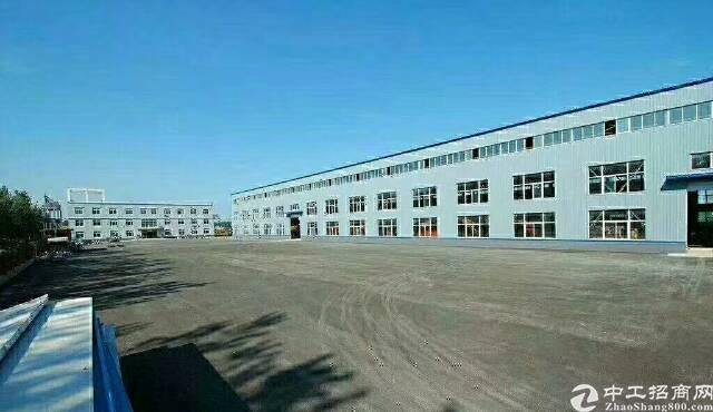 深圳龙岗物流园5万平,可分租